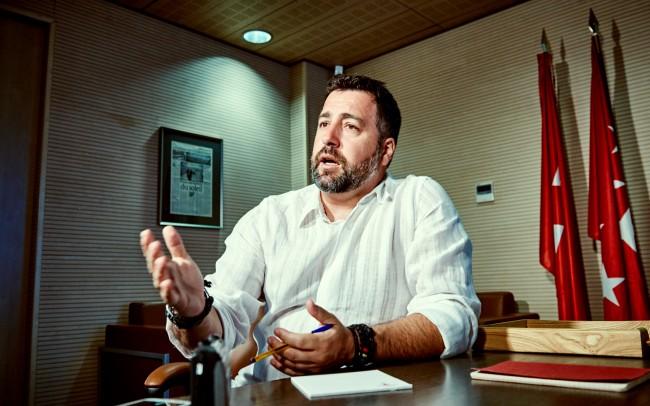 Pedro del Cura - Retrato