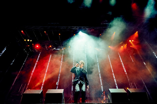Fotoperiodismo - Fotografía de concierto