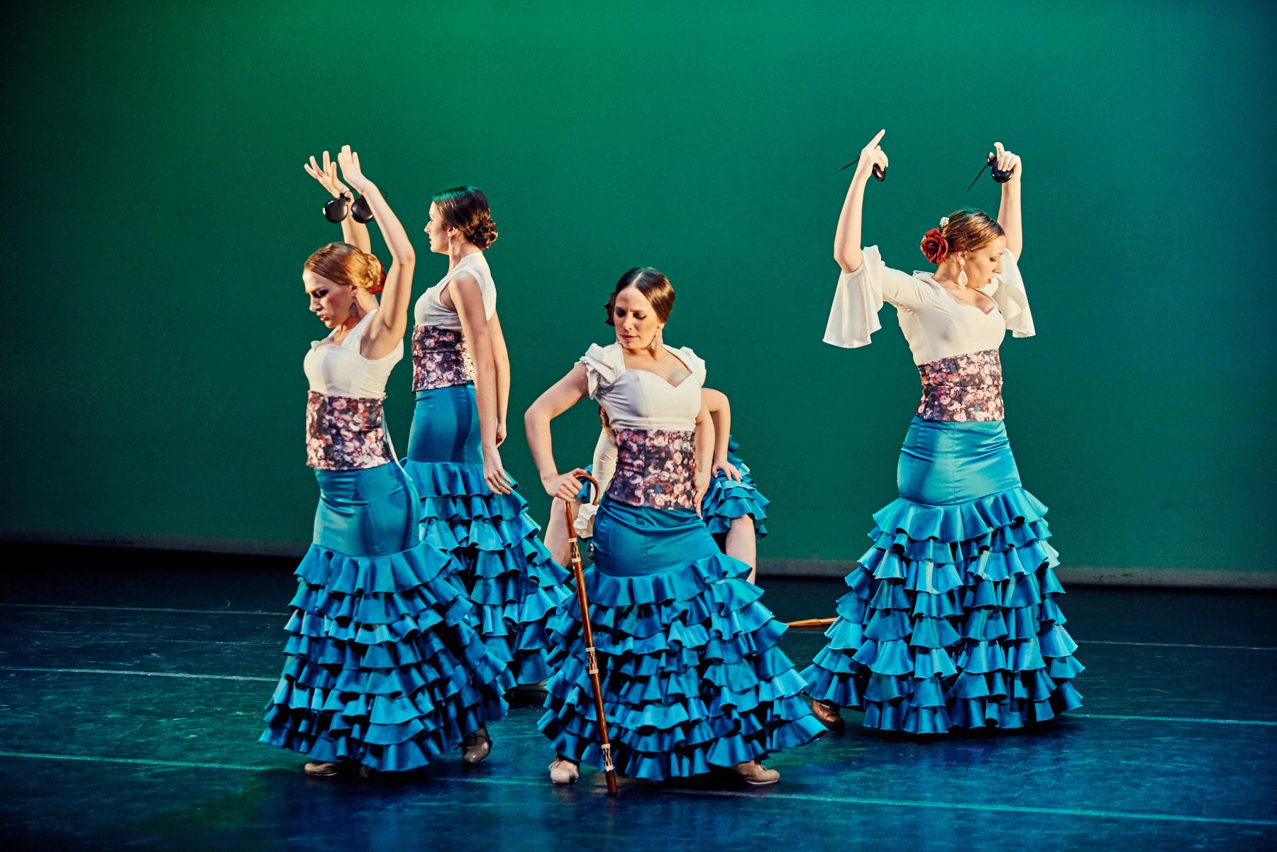 Fotografía festival de danza