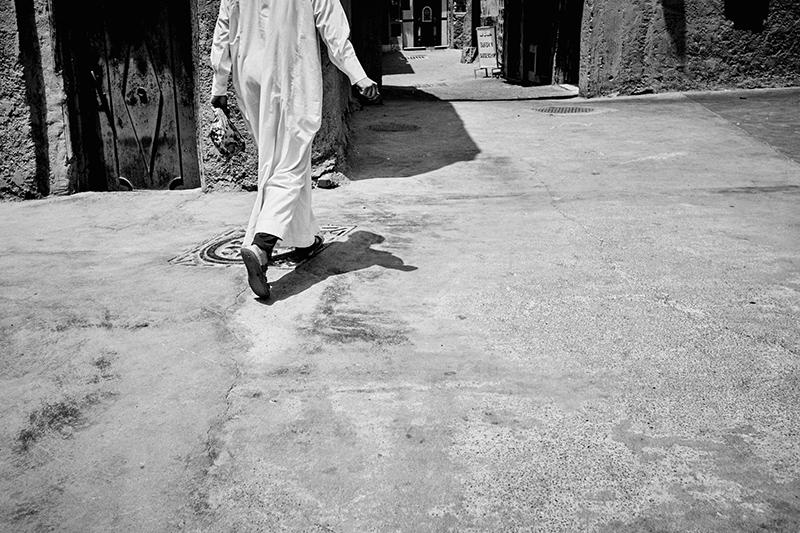 Marrakech - fotoreportaje