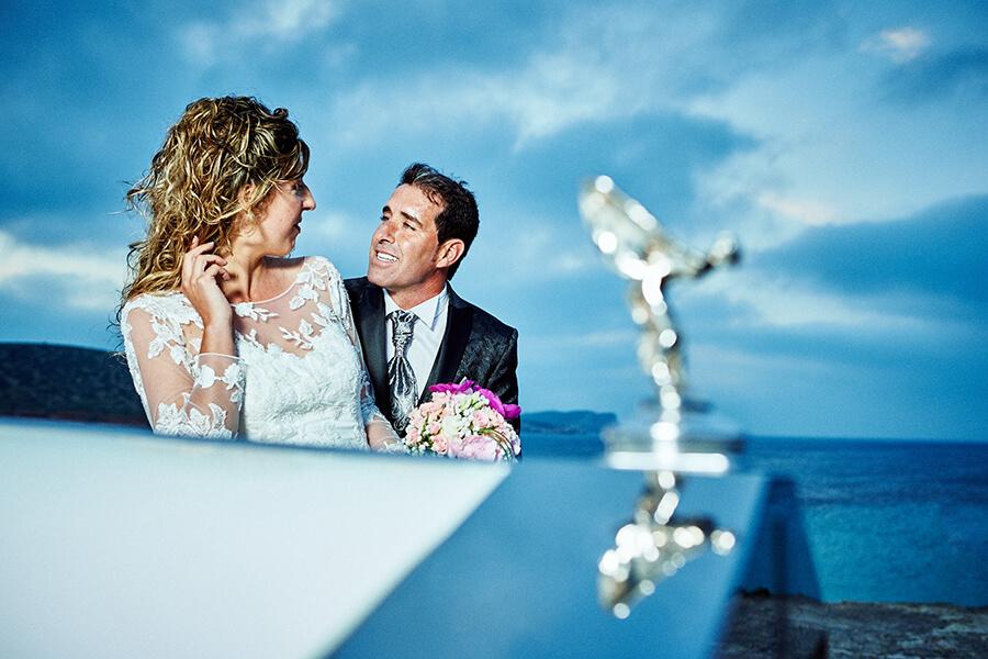 Fotografía de boda - David y Cristina
