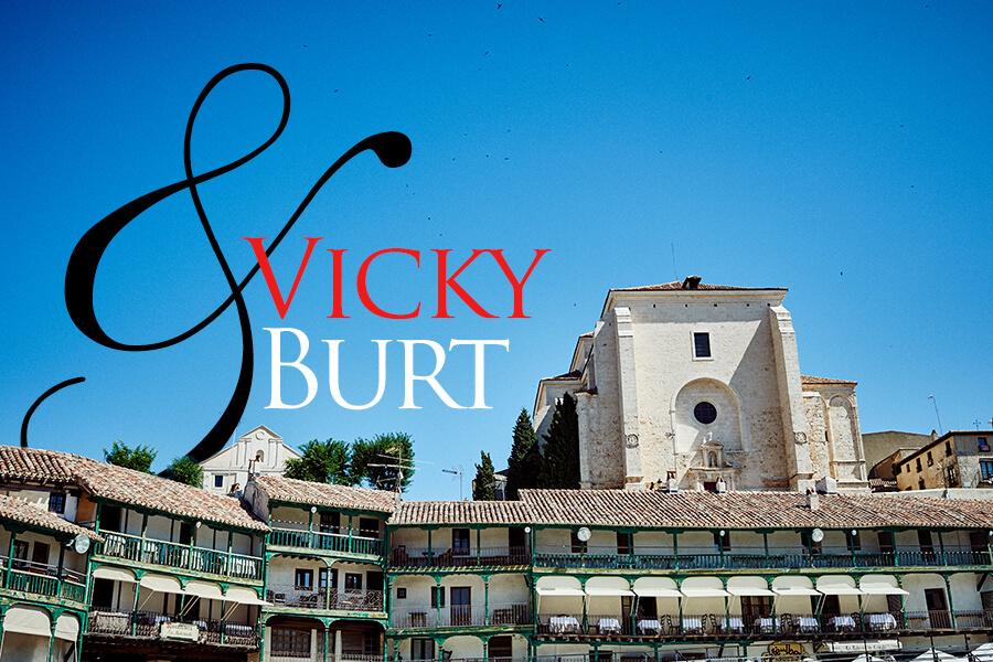 Vicky and Burt - Fotografía de Boda