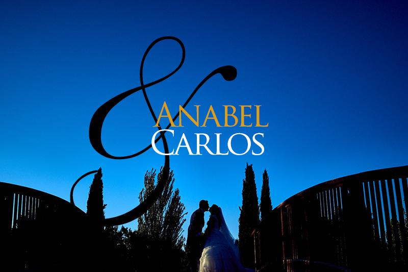 Anabel y Carlos - Fotografía de Boda