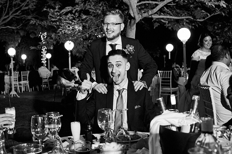 Ruben y Cristina - Fotografía de boda