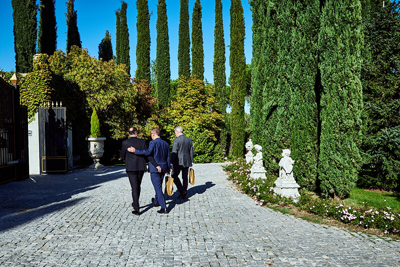 Palacio Villalis - Fotografía de Evento