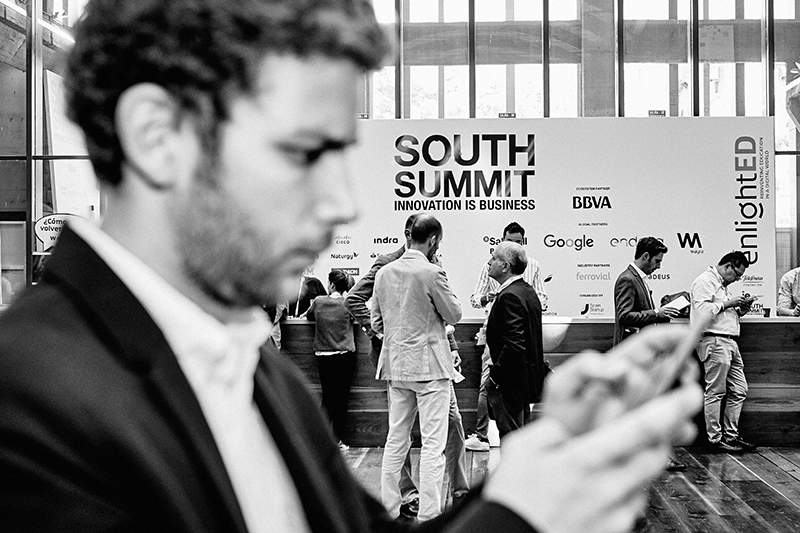 Fotografía de Evento - South Summit