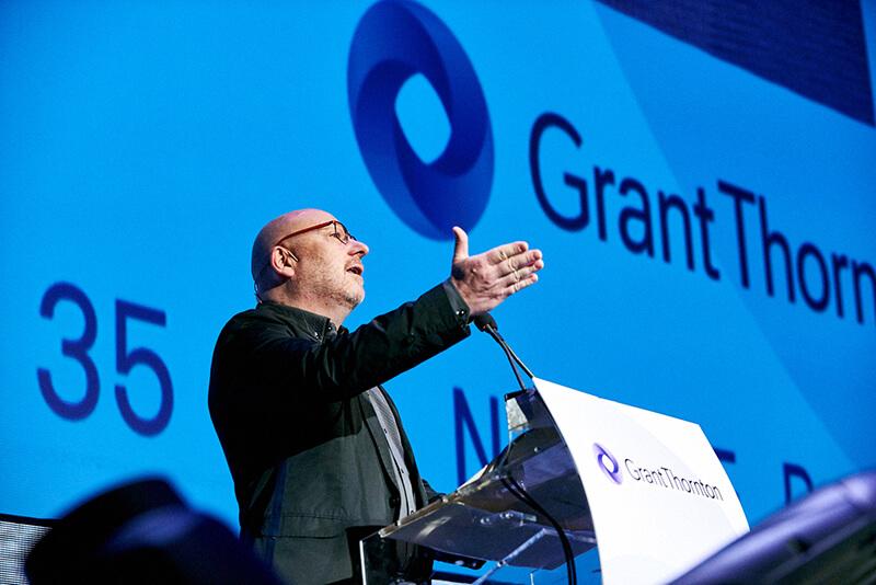 Grant Thorton 35 aniversario - Fotografía de evento