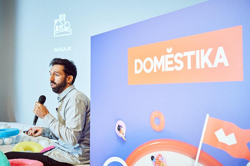 Desayunos Domestika - Fotografía de evento
