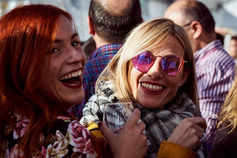 Fotógrafo de Eventos - Orange Mediaset