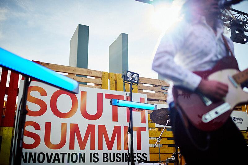 Fotógrafo de Eventos - South Summit