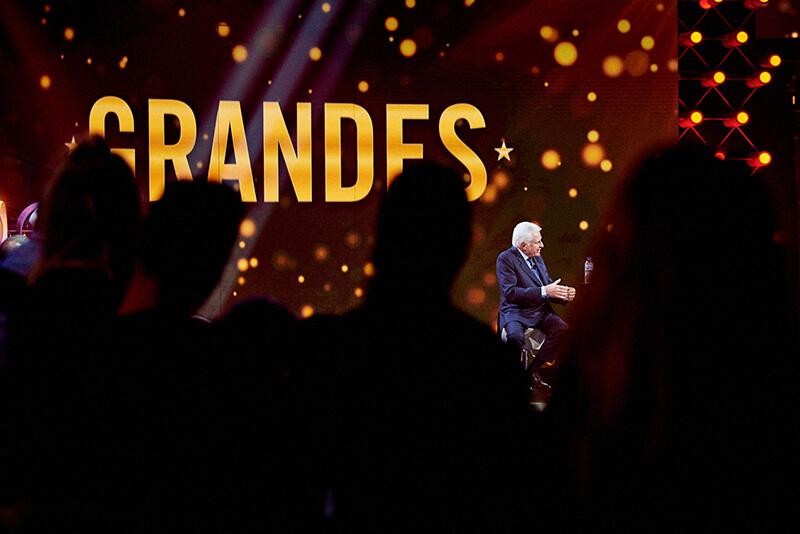 Orange Mediaset - Fotografía de evento