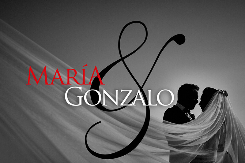 Fotógrafo de Bodas - María y Gonzalo