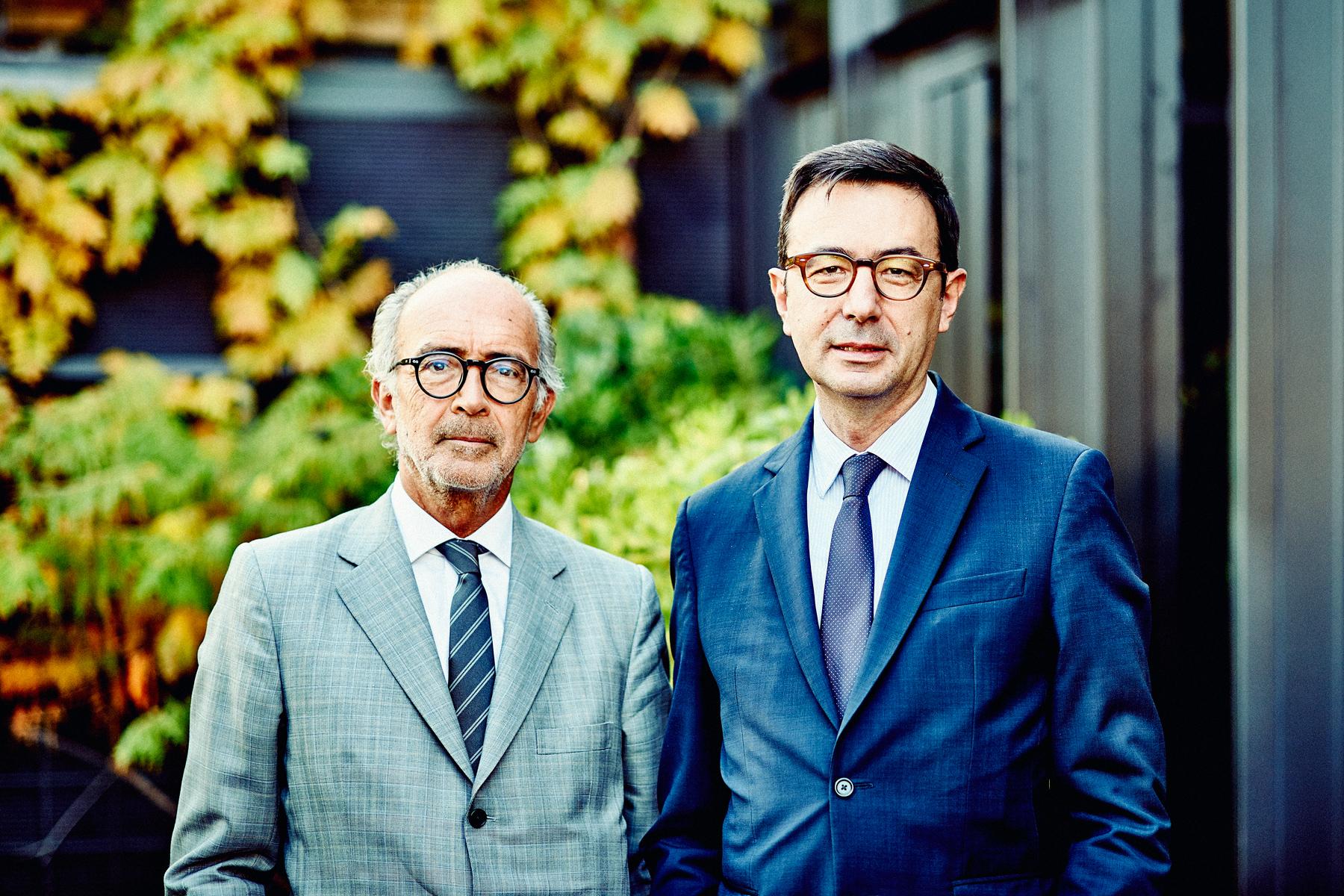 Rafael Fontana y Jorge Badía, Cuatrecasas