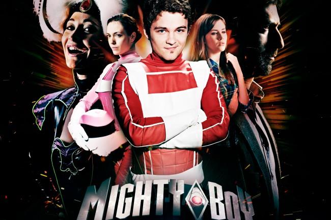 Mighty Boy, Javier Yáñez, encargos comerciales, cartel de cine, Adam Jezierski, Rebeca Cobos, Lucia Ramos, Javier Martin, IsabeL Nuñez,